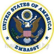 Интервью в посольстве фото
