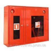 Пожарный шкаф Под один рукав Д-51/66мм один огнет. до15 кг. ШПК-315В 840*650*230 встроен. б/зад. ст фото