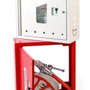 Щиты и шкафы пожарные фото