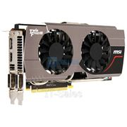 видеоадаптер MSI MSI GeForce GTX680 N680GTX Twin Frozr 2GD5/OC фото
