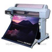 Широкоформатная цветная и черно-белая печать фото