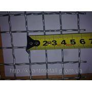 Сетка канилированная 20х20 d 2,5 фото