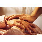 Обработка пролежней у лежачих больных