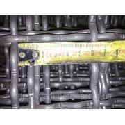 Сетка канилированная 60Х60 d 4,7 2х1,5м фото