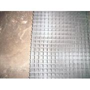 Сетка сварная 50х50, диаметр проволоки 2,5 размер карты 2х1 фото