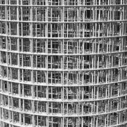 Сетка сварная 60х60, диаметр проволоки 2,5 размер карты 2х0,5 фото