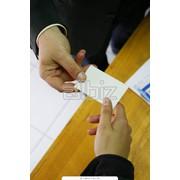 Изготовление визиток в Семее фото