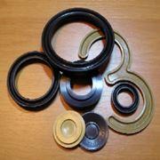 Манжеты резиновые для гидравлических и пневматических устройств. фото