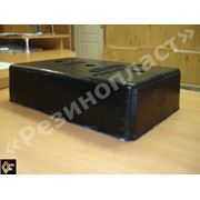 Резиновые бамперы (платформенный отбойник) фото