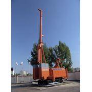 Сваевдавливающая установка СВУ-В-6 фото
