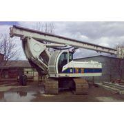 Гидравлическая буровая установка CMV TH 20 фото