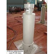 Гидроцилиндр для задавливания (вбивания) свай давлением Р =230 атм фото