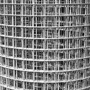 Сетка сварная 100х100, диаметр проволоки 3,5 размер карты 2х1 фото