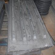 Чугунное литье: плиты, втулки, заготовки круглого сечения фото