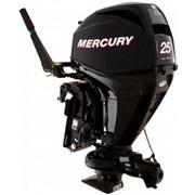 Мотор лодочный Mercury ML GA EFI 25 фото