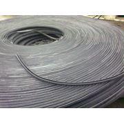 Шнур резиновый шнуры резиновые уплотнители и профиля квадратного трапецеидального круглого сечения под заказ фото