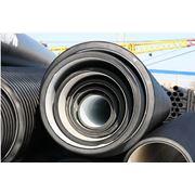 Обсадные трубы с трапециидальной резьбой Трубы полимерные с резьбой для скважин из полиэтилена (HDPE) фото