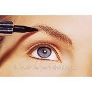Перманентный макияж бровей (техника волосок) фото