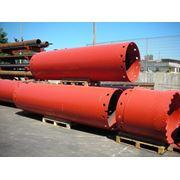 Обсадные буровые трубы д. 1180 мм фото