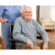 Сиделки для Вашиз близких. Обработка пролежней. Только воспитанные и уважающие других работники. фото