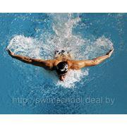 Обучение плаванию детей 6-9 лет фото