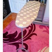 Гладильная доска из фанеры встроенная в шкаф купе 35см ширина v-образная фото