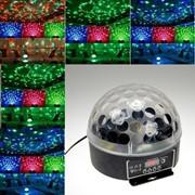 Дискошар LED Magic Ball Light AB-U0006 фото
