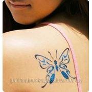 Бодиарт- временная тату красками фото