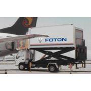 ТКА-АПБ 60: Автолифты бортпитания (кейтеринг-сервис) фото