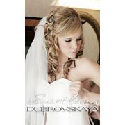 Свадебные прическа+ макияж+ ногти фото