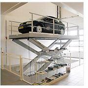Автомобильные подъемные платформы Gutman фото