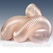 Трубопровод полиуретановый, трубопровод из полиуретана, армированный полиуретановый шланг фото