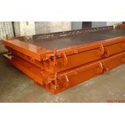 Металлоформы плит аэродромных покрытий ПАГ-14 ПАГ-18. (формы стальные металлические для производства железобетонных изделий плиты аэродромные). фото