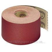 Рулон шлифовальной шкурки на бумажной основе KLINGSPOR PS 22 F ACT (150мм*30м) зерно Р40 фото