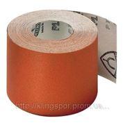 Рулон шлифовальной шкурки на бумажной основе KLINGSPOR PL 31 B (115мм*50м) зерно Р60 фото