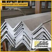 Уголок стальной 110х110 Ст3 ГОСТ 8509-93 фото
