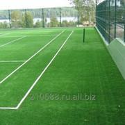 Строительство футбольных площадок фото