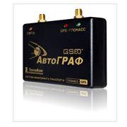 Система мониторинга транспорта. Автограф GSM фото