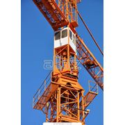 Кран башенный КБ-674 фото