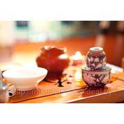 Обучение искусству чаепития фото