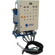 M.E. Установка низкого давления для смешивания и заливки либо распыления 2-х компонентных материалов фото
