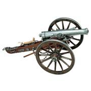 Пушка декоративная фото