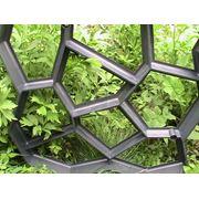 Пластиковая форма для садовых дорожек фото