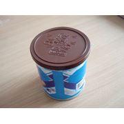 Пластмассовая крышка для жестяных банок с easy-open фото