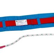 Пояс страховочный ( предохранительный) ПП1-В, безлямочный (со стропом – капроновый канат), код 00830 фото