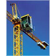 Продаем башенные краны новые б\у POTAIN MDT178 фото