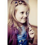 Прием детского офтальмолога (окулиста).