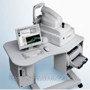 ОКТ (оптико-когерентная томография сетчатки глаза) фотография