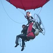 Тепловой воздушный шар Cloudhopper фото