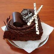 Изделия из шоколада. Декор на торты фото